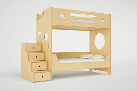 marino bunk bed with stairs bunk bed steps casa kids