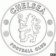 Small Picture World FIFA Team ColoringPage Manchester United of England You
