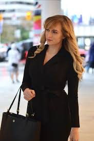 take your look from office to holiday party legallee blonde the work look