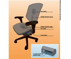 will a broader range of indoor temps silence occupant complaints cbe heated cooled chair