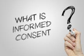 Risultati immagini per consenso informato
