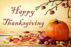 <b>Wishing You</b> A <b>Happy Thanksgiving</b> Day