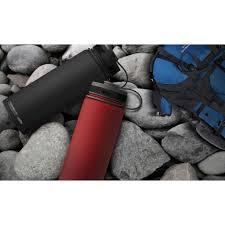 <b>Термобутылка Asobu</b> Alpine flask (0,530 литра) черная* купить в ...