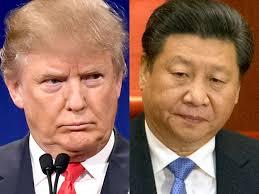 Image result for hình Trump và Tập cận Bình