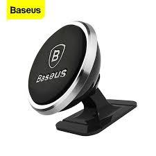 Baseus <b>Magnetic Car Phone Holder</b> For iPhone 11 Universal ...
