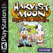 Free Download Harvestmoon Back to Nature bahasa Indonesia Android !!!
