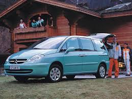 Сравнительный тест Chrysler Voyager, Mitsubishi Grandis, Citroen ...
