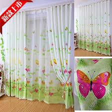 bedroom decor curtains design