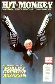 <b>Hit</b>-<b>Monkey</b> (series 1) (MDCU) No. 1 (1st <b>printing</b>) | Marvel Comics ...