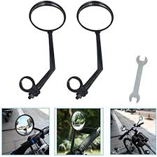 A Pair of Rearview Bicycle Mirrors, Bike Mirrors ... - Amazon.com