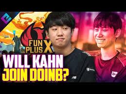 LoL Khan Joining Doinb in FPX? T1's New Coach, Kellin to Gen.G ...