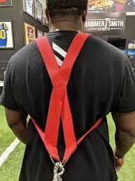 <b>Shoulder harness</b> - Hammer Smith <b>Sports</b>
