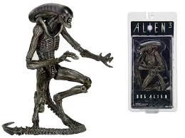 ALEN <b>NECA Alien 3</b> Dog Alien PVC Action Figure Collectible Model ...