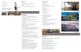 architectural resume luxhotels info resume architectural intern denver co united states