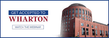 mba application  whartonregister to learn how to get accepted to wharton