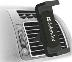 Автомобильный <b>держатель Defender CH</b>-<b>125</b> 55-90 мм, решетка ...