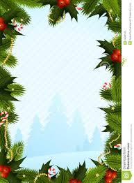 blank christmas templates invoice template receipt template xmas templates christmas card template fir trees decorations 34586145 xmas templatesaspx