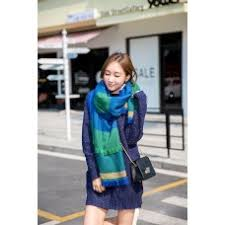 Zoncinoo <b>Autumn and winter</b> spell color imitation cashmere lady ...