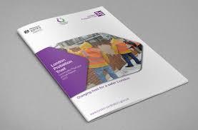scion design work portfolio company literature brochure london probation s community payback annual report cover