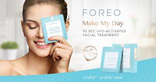 FOREO Make My Day UFO-активируемая маска для лица