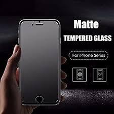 ikazen Anti-Fingerprint <b>Matte Tempered Glass</b> Screen: Amazon.in ...