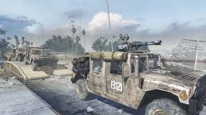 Call Of Duty 6 Modern Warfare 2 Game