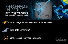 Обзор <b>твердотельного накопителя</b> Intel 730: серверный <b>SSD</b> для ...