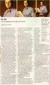 dj bc musical resume the weekly dig