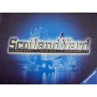 <b>Скотланд</b>-Ярд / <b>Scotland</b> Yard | Tesera