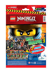 <b>Журнал LEGO Ninjago Lego</b> (Лего) арт 922000179 ...
