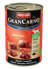 Анимонда <b>GranCarno Original</b> Adult <b>консервы</b> для собак с ...