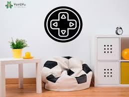 <b>YOYOYU Wall Decal</b> Video Game Logo Vinyl Wall Stickers For Boys ...