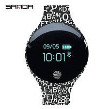 <b>SANDA</b> IOS Android <b>Smart Watch</b> Waterproof IP65 <b>Bluetooth</b> Sport ...