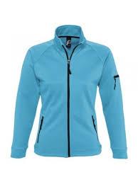 <b>Куртка флисовая женская New</b> Look Women 250, бирюзовая