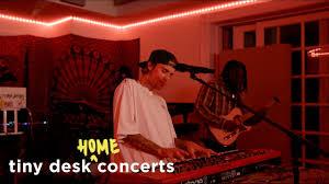Justin Bieber: <b>Tiny</b> Desk (Home) Concert - YouTube