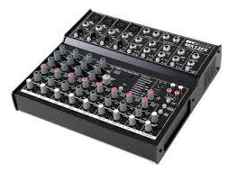 Микшерный пульт Invotone MX12FX, купить стерео звуковой ...