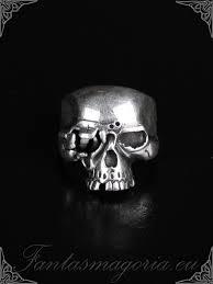 Terminator <b>silver</b> ring | Fantasmagoria.shop - <b>retail</b> & <b>wholesale</b> ...