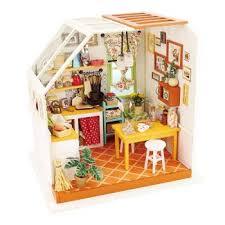 Купить румбокс интерьерный <b>конструктор Diy House</b> для сборки ...