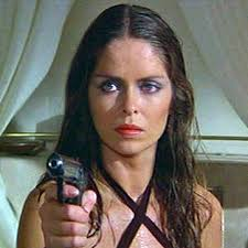 Barbara Bach Anya Amasova 007 James Bond