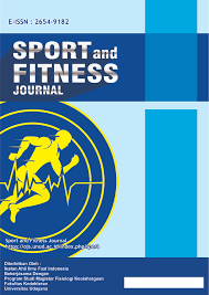 <b>Sport and Fitness</b> Journal