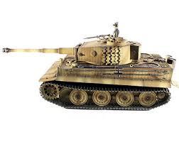<b>Радиоуправляемый танк Taigen German</b> Tiger 1 Metal Edition Late ...
