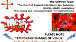 Droitwich Messy Church tomorrow at St Nicholas' will have First World War theme
