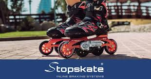 Stopskate: Electronic <b>Brake</b> System