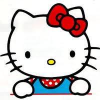 Afbeeldingsresultaat voor prent hello kitty