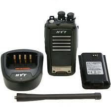 <b>Original</b> HYT TC 620 Hytera TC620 UHF VHF <b>Two Way Radio</b> with ...