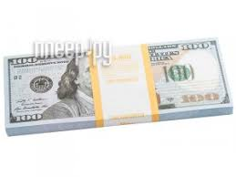 Купить <b>Эврика Забавная Пачка</b> 100 долларов 89449 по низкой ...