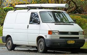 Volkswagen Transporter (T4) - Wikipedia