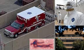 Ebola is in America: Liberian national Thomas Eric Duncan is ...