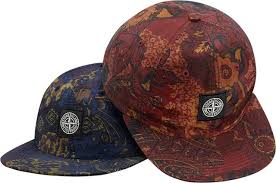 Supreme and Stone Island colab. Look for it on Supreme stores.