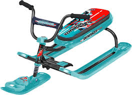 <b>Снегокат</b> (<b>СНД1</b>/SB2 <b>Nika</b> kids sportbike (черный каркас))